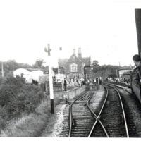 Thomastown Railway Station, Departure0001.jpg