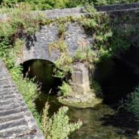Black Feren Gate Bridge