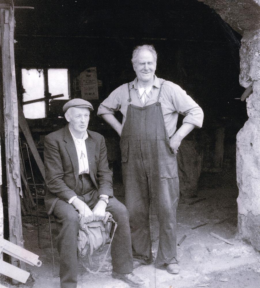 0017 John Gahan Tinnahinch and Eddie Duggan at Forge Turfmarket a.png