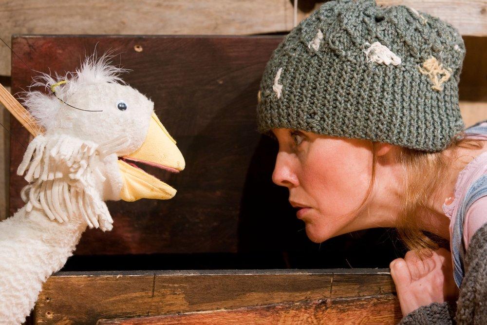 Goose and Martha (Rita Hamill)