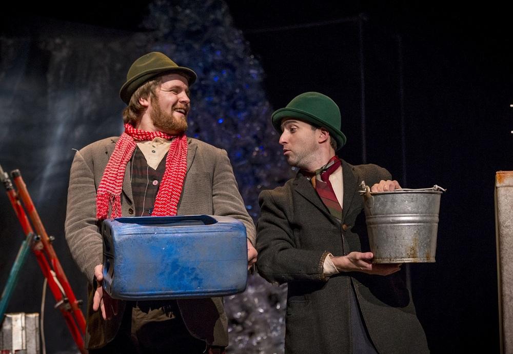 Henry (John Currivan) & Bucket (Paul Curley)