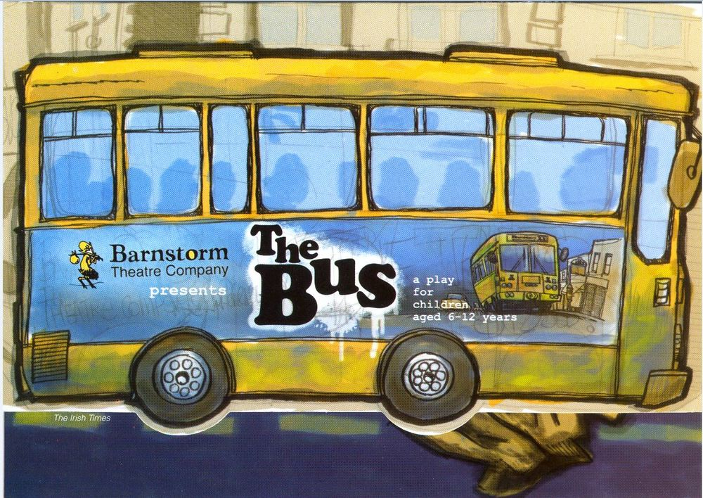 The Bus (2008) by Maeve Ingoldsby & Philip Hardy