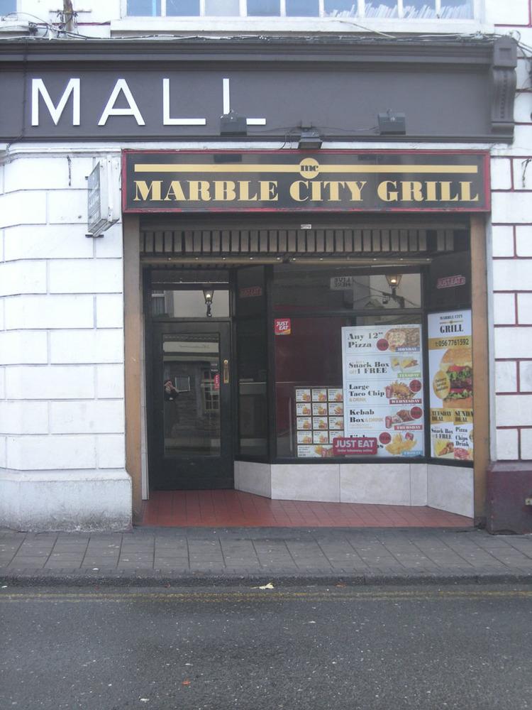 Marble City Grill 51-52 John St Upper-R95YK5W2018.jpg