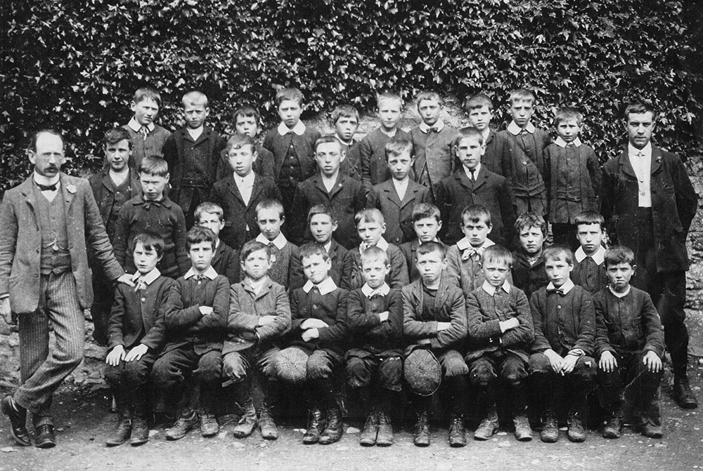 Boys National School Group