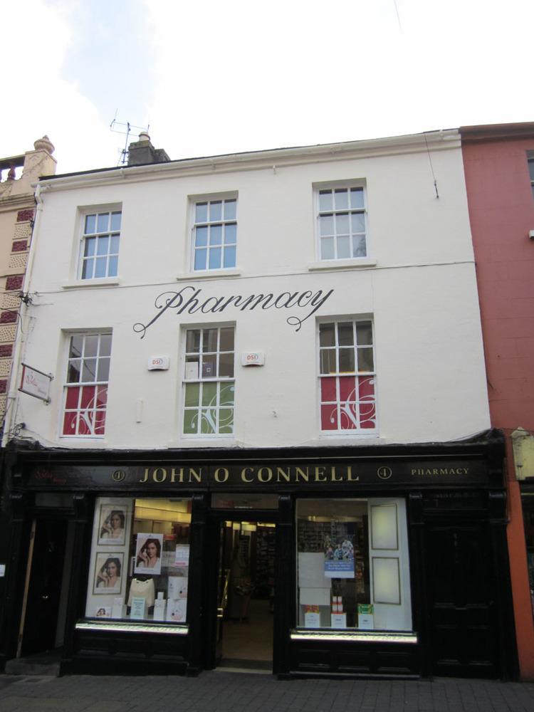 O Connells Pharmacy 4 Rose Inn St-R95D79H-2013.jpg
