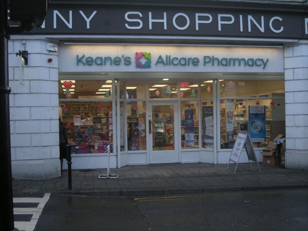 Keanes allcare Pharmacy 51-52 John St Upper-R95YK5W-2018.jpg