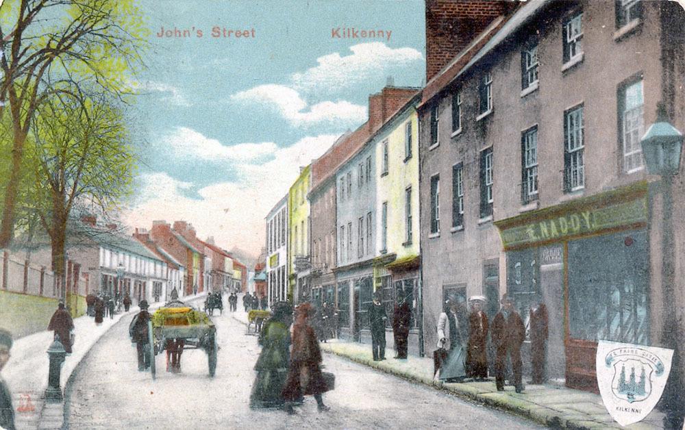 John's Street, Klkenny0001.jpg