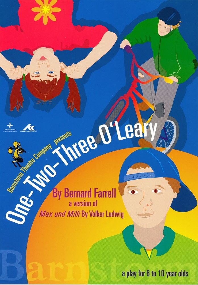 Poster for One-Two-Three O'Leary