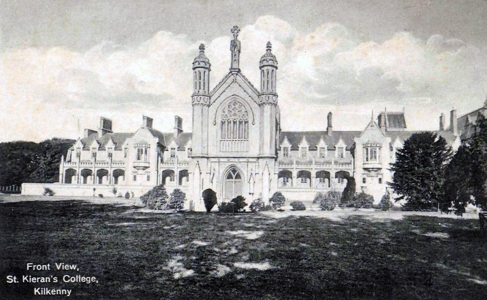 St Kierans College Front.jpg