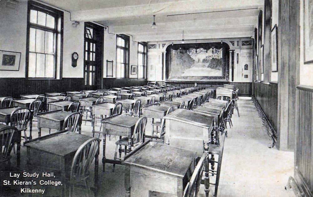 Lay Study Hall, St. Kierans College.jpg
