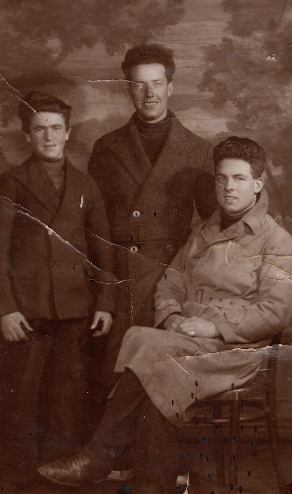 The Three Boatmen