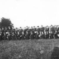 Assembly of Irish Volunteer Force Graiguenamanagh and Borris