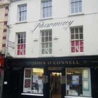 O Connells Pharmacy 4 Rose Inn St-R95D79H-2011.jpg