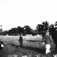 Hurling Match at The Flat Coolroe ca. 1914 JJ (2).png
