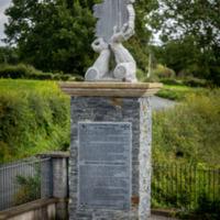 Sinnott's Cross Memorial, Tubrid, Mooncoin, County Kilkenny