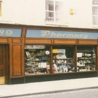 O Connells Pharmacy 89 High St-R95AC9W.jpg