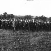 Assembly of Irish Volunteer Force Graiguenamangh and Borris