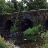 Old Ennisnag Bridge - main view
