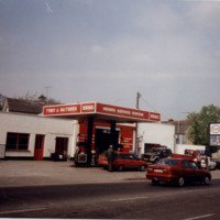 Apple Green Filling Station (1997)